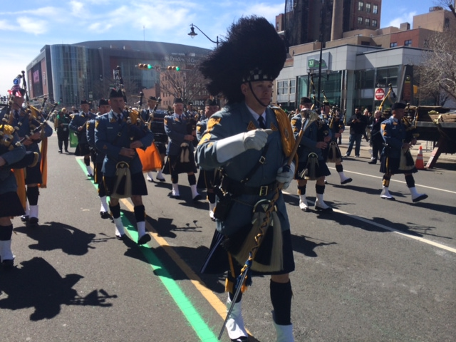 On Saint Patrick's Day, Irish-Americans in New Jersey reflect