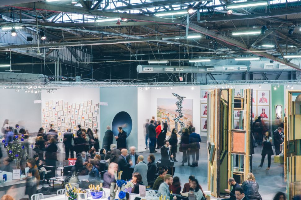 New York's Biggest Art Fair Week Moves Dates—With One Exception