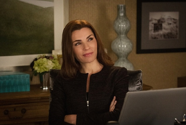 'The Good Wife' 6×13 Recap: I Was Bad Today