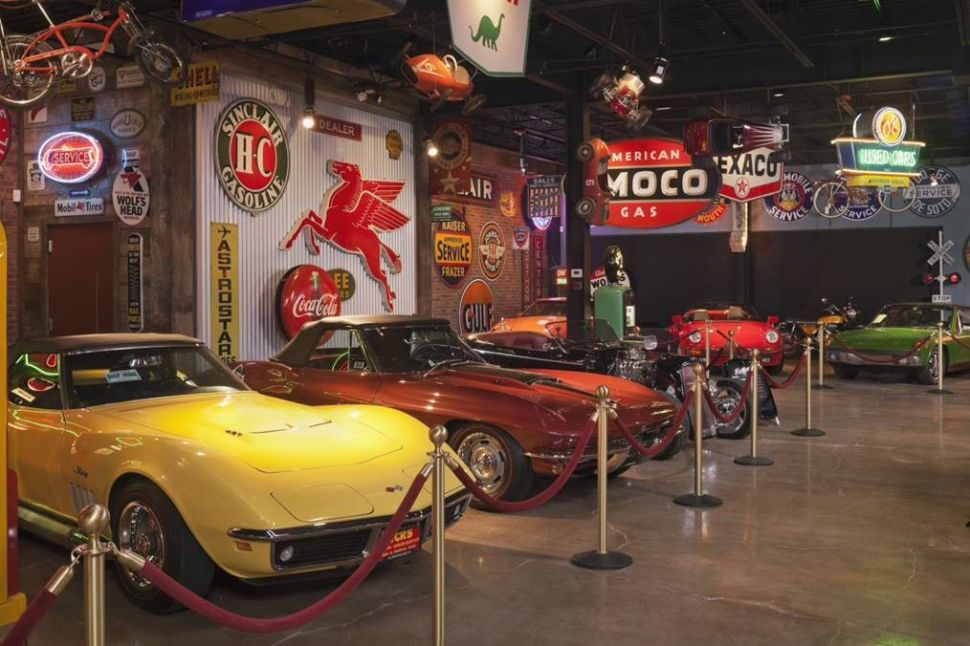 New L.I. Auto Museum to Spotlight American Muscle Cars