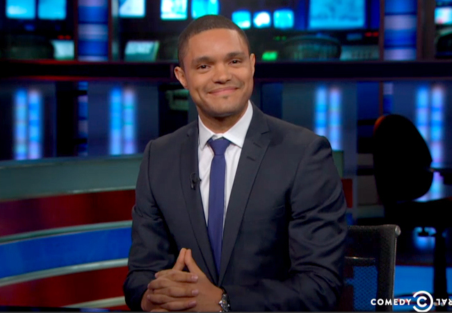 Meet Your New Host of 'The Daily Show'