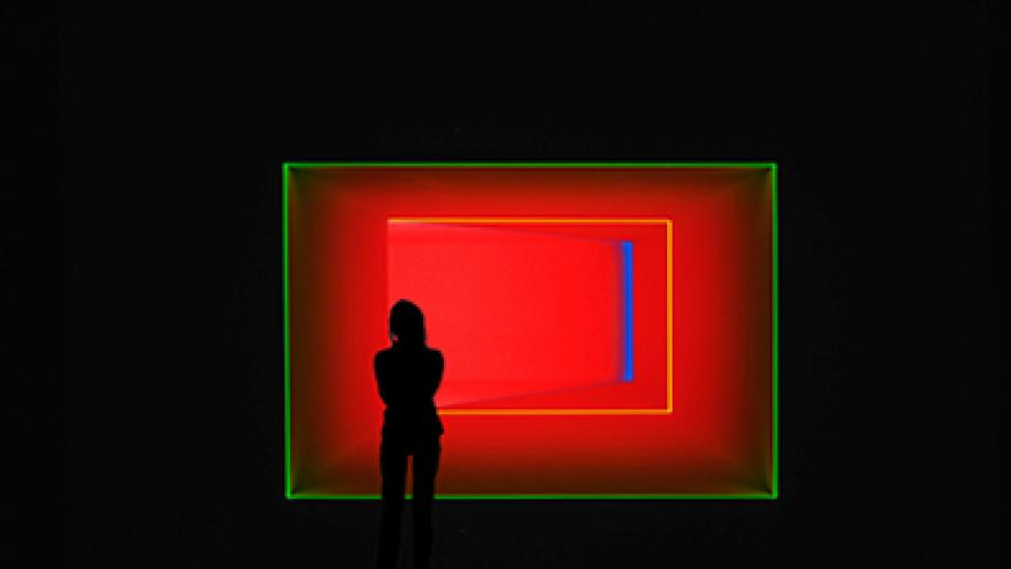 Art World Abstracts: The Kids Are Getting Naked for a James Turrell Show, and More!