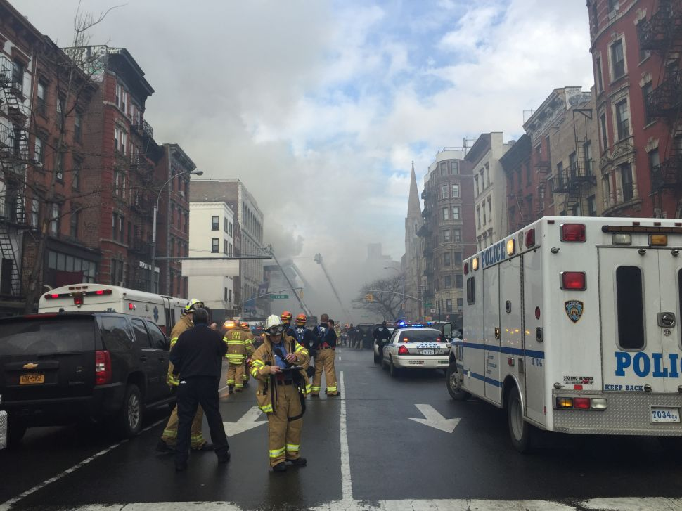 East Village Building Failed Con Ed Inspection Prior to Explosion