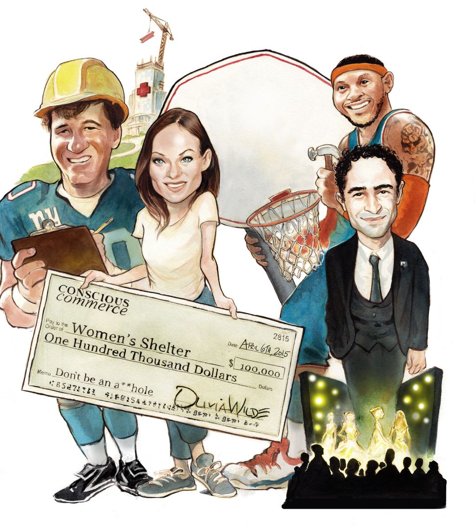 The Young and The Restless: The Top 20 Philanthropists Under 40