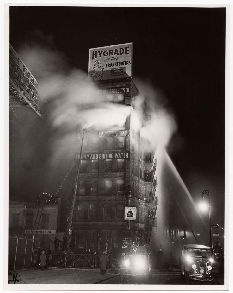 Murder in Hell's Kitchen: New York's Underbelly Through Weegee's Lens