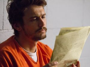 James Franco as Christian Longo in True Story.