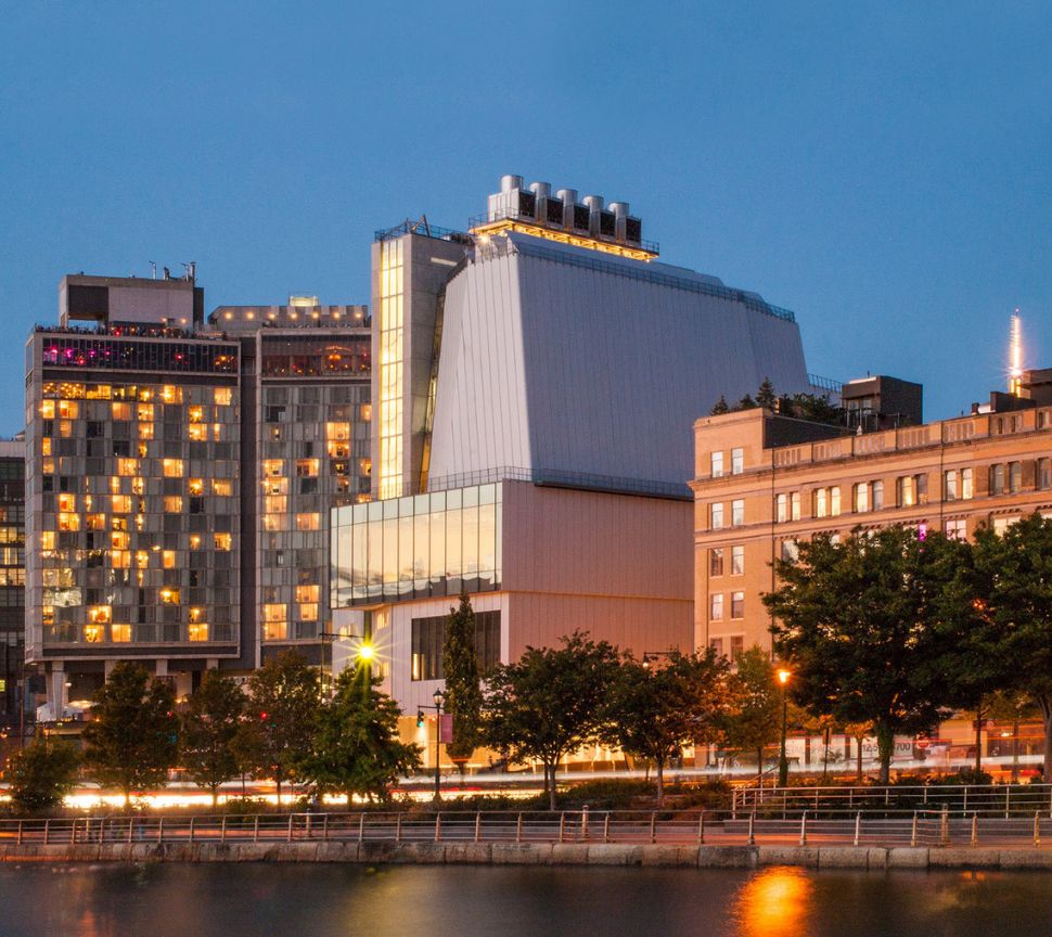 The Whitney Will Offer Free Admission on Saturday―But Only to Neighboring Residents