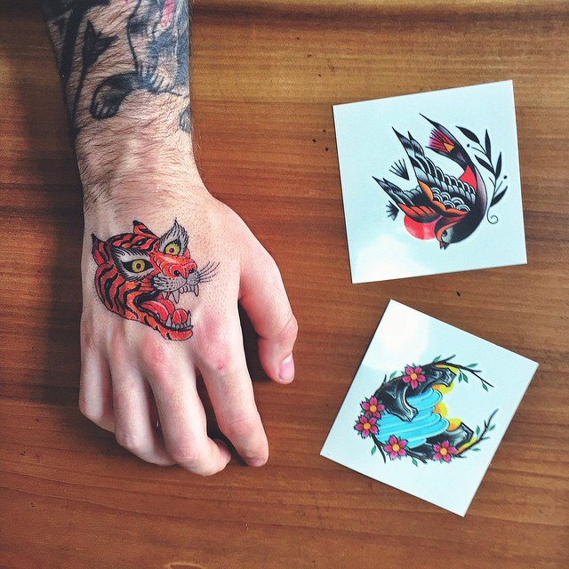 The Philly Museum of Art Hosts a Pop-Up Parlor Where Tattoo Artists Ink Visitors
