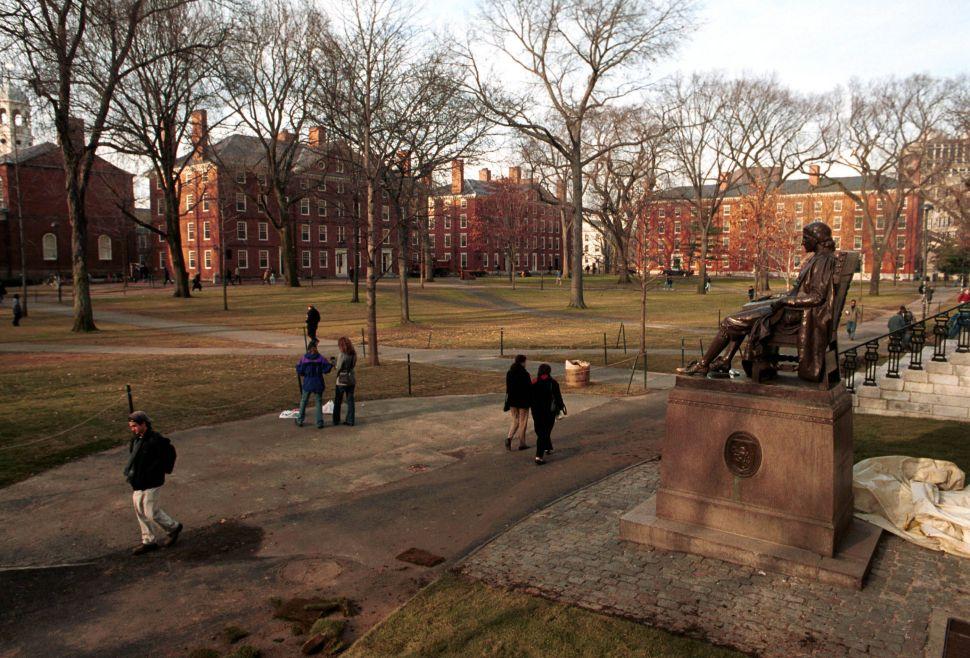 Harvard Students Seek Middle East Peace Through Economic Prosperity