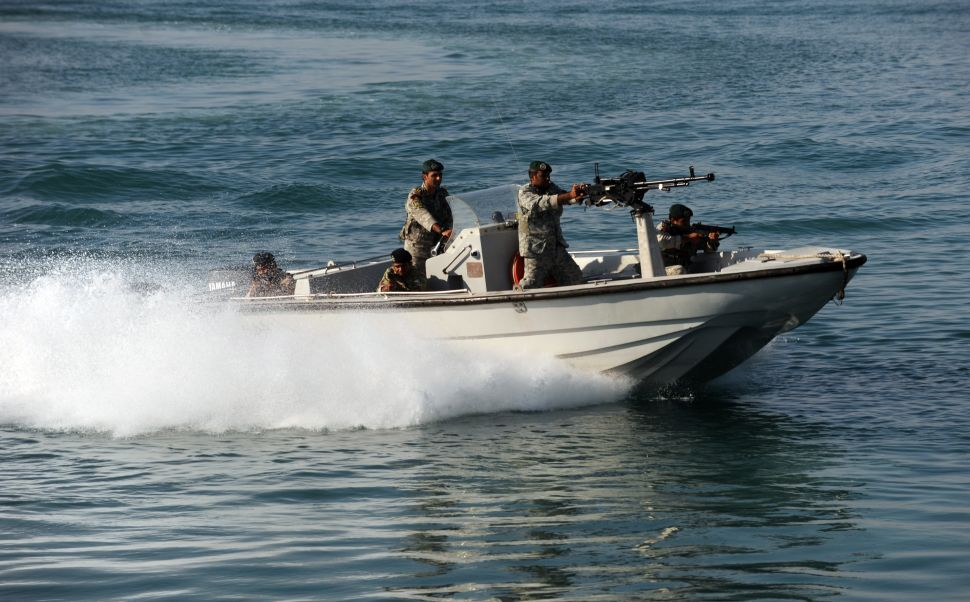 Hot Water: Iran and the U.S. Navy Are Poised for a Fight