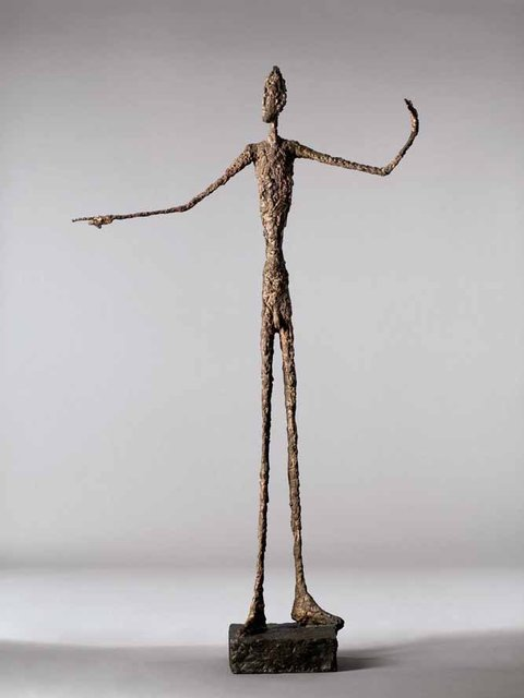 A Life-Size Giacometti Could Be Priciest Sculpture Auctioned in History of Sculpture