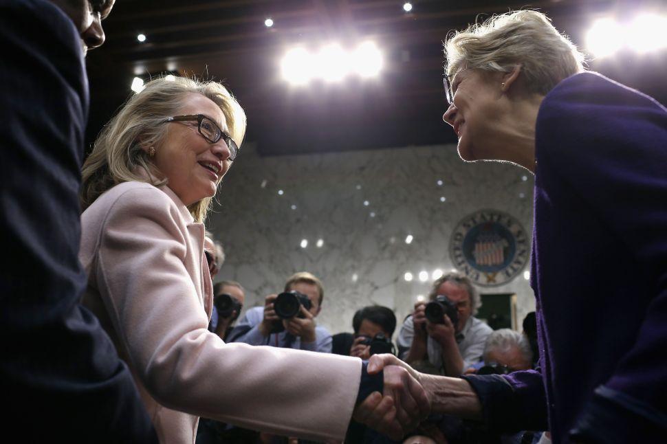Would Clinton-Warren Be a Winning Ticket?