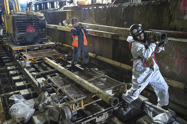 A Photographer Shows What's Really Going On With the Second Avenue Subway