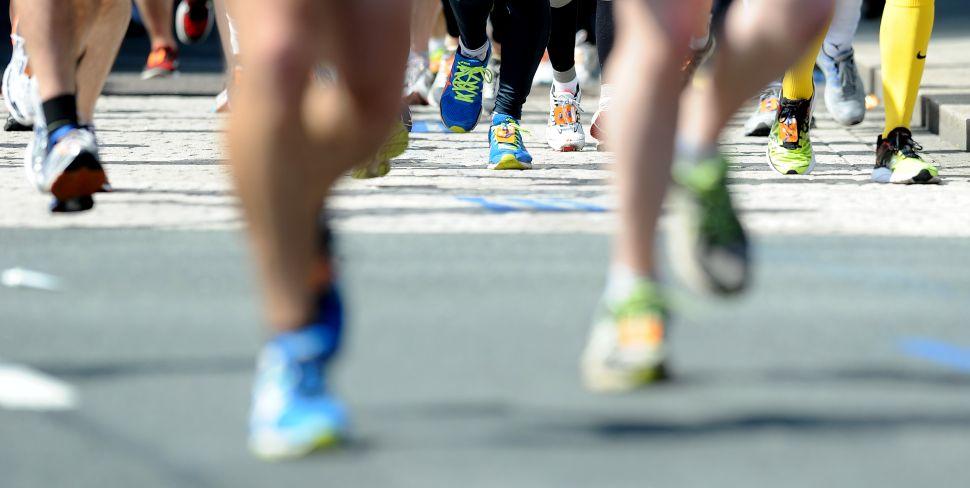 Running Nowhere Slowly