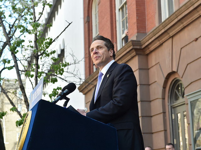 Gov. Cuomo Unveils Blueprint to End AIDS Epidemic by 2020
