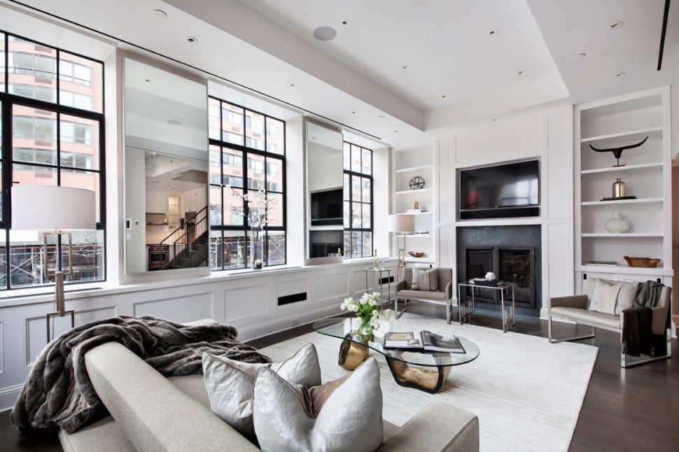 Garage Sale: A Carnegie Hill Townhome—With Its Own Off-Street Parking—Asks $10.5M