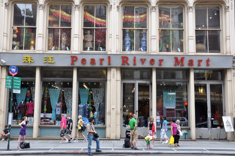 Pearl River Mart Set to Shutter After Mammoth Rent Hike
