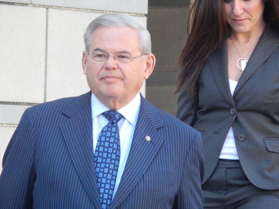 Quinnipiac Poll: New Jerseyans say 52-39% that Menendez should resign