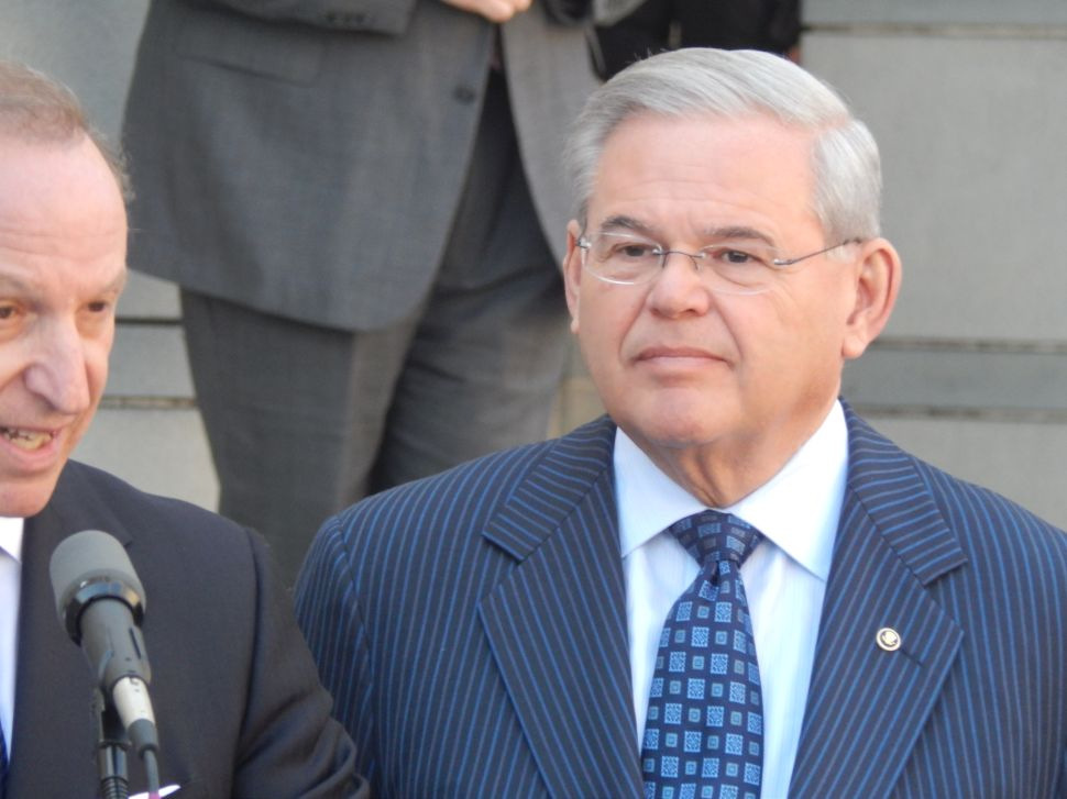 FDU Poll: Menendez's favorable rating at 23%