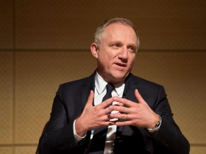 Francois-Henri Pinault sustainability discussion.