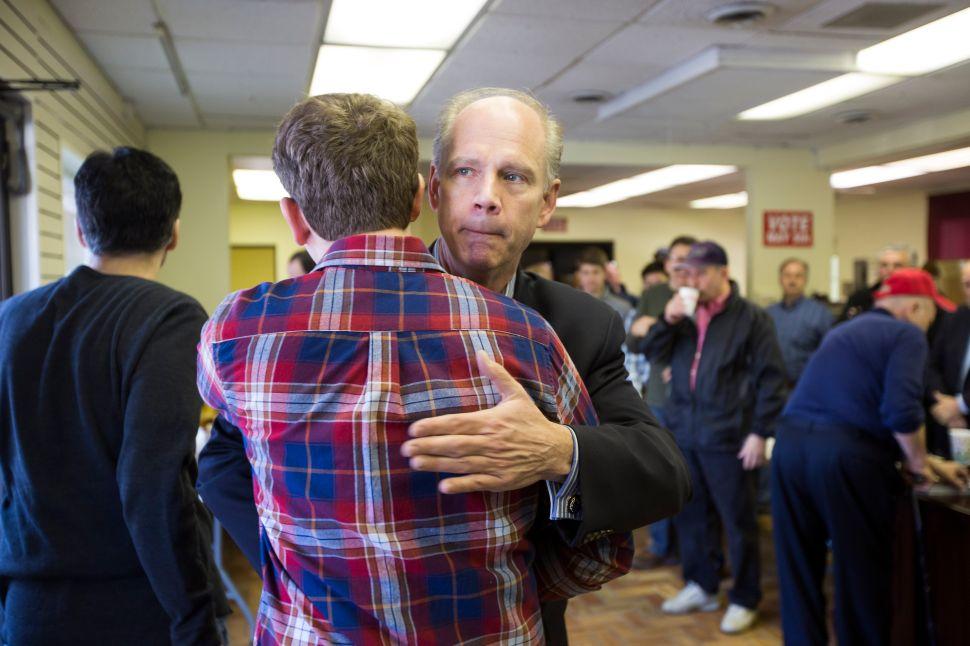 Daniel Donovan Raises More Than $600,000 for Congressional Election