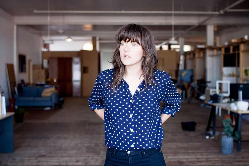 Courtney Barnett's Debut Is Something to Think About