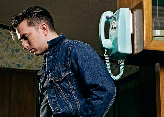 JD McPherson: The Savior Rock and Roll Deserves