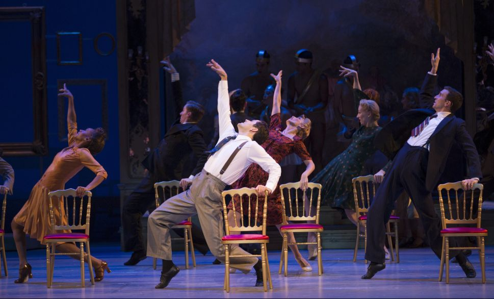 Wheeldon's Flashy, Splashy 'American in Paris'
