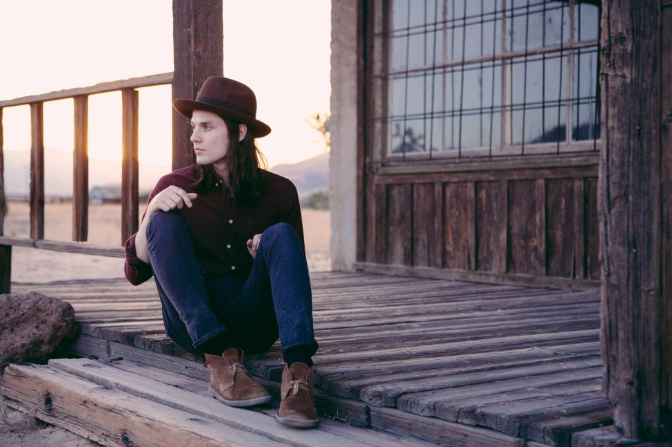 Rising Star James Bay on His Emerging Fame and Embracing All That Hype