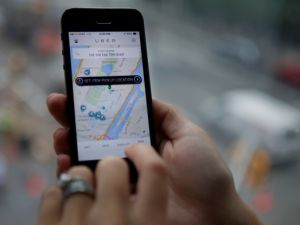 Uber charges passenger 16K for a 30-minute ride (Photo: Bloomberg/ Getty Images)