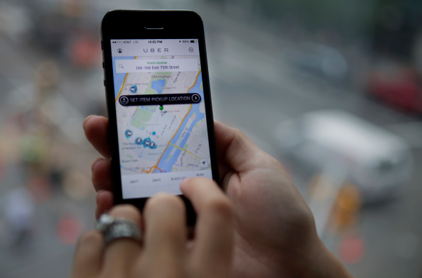 Another Uber Driver Has Been Charged for Sexually Assaulting a Teenage Passenger