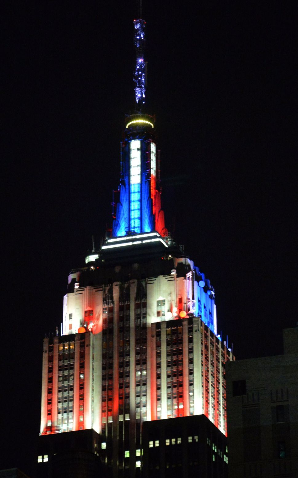 The Empire State Building Will Light Up May 1 to Celebrate the New Whitney Museum