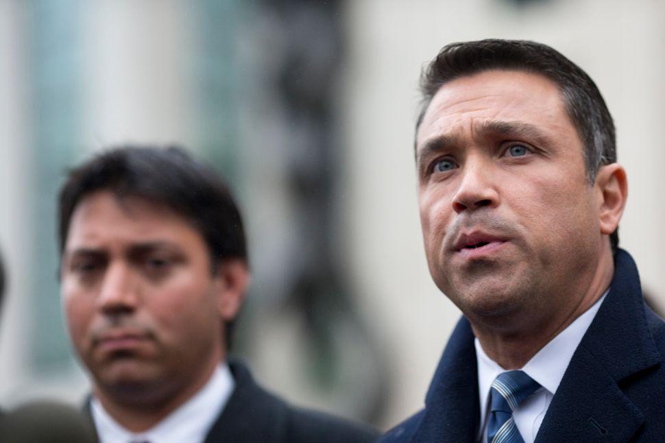 Ex-Congressman Michael Grimm Gets Eight Months in Prison for Tax Evasion