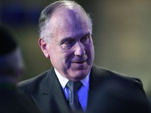 Ronald Lauder. (Photo: ODD ANDERSEN/AFP/Getty Images)