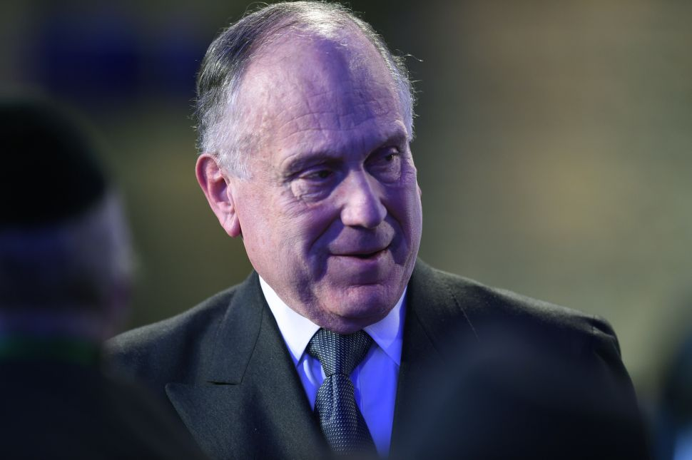 Ronald Lauder on the Next Frontier in the Hunt for Nazi-Looted Art