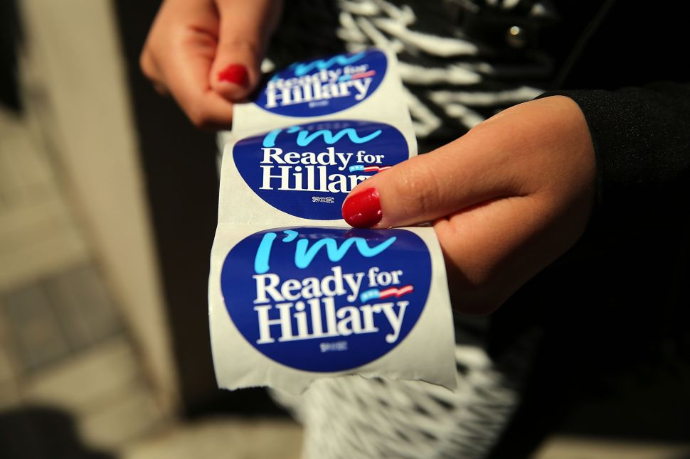 Ready for Hillary? That Depends if Hillary is Ready for the Attacks
