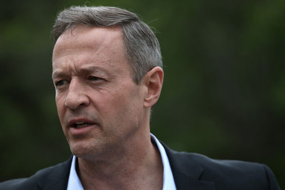 'I Don't Know Him:' Bill de Blasio Cool on Presidential Contender Martin O'Malley