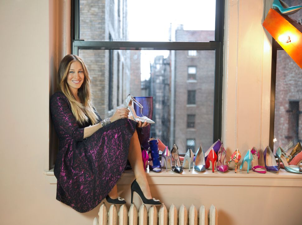 SJP to Host Vegas Pop-Up for Her Exclusive Line of Shoes