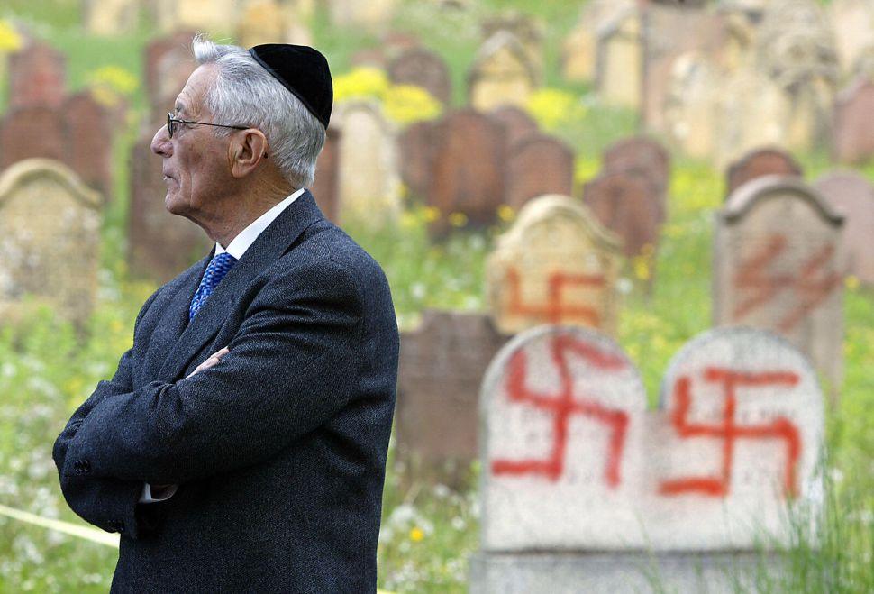 We Need to Start Taking Anti-Semites at Their Word