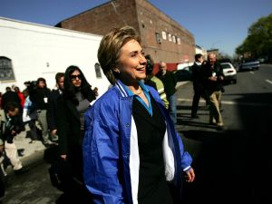 Former Secretary of State Hillary Clinton (Photo: Spencer Platt/Getty Images).