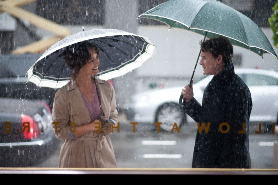 Anton Yelchin and Bérénice Marlohe Get It on in '5 to 7'