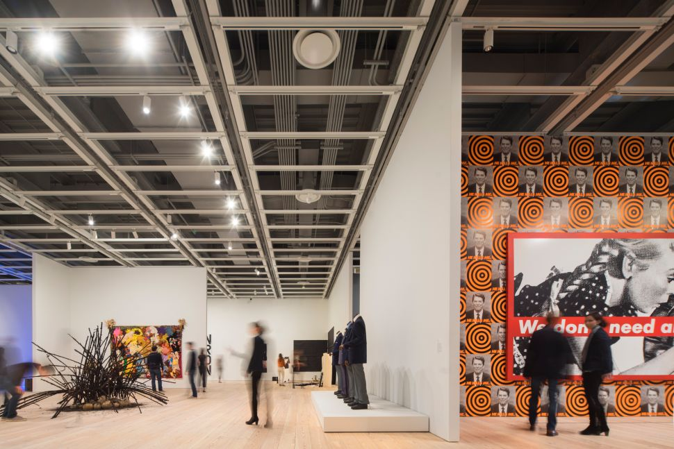 Does the New Whitney Museum Hate America? Walter Robinson on Its Anti-Utopian Anxiety