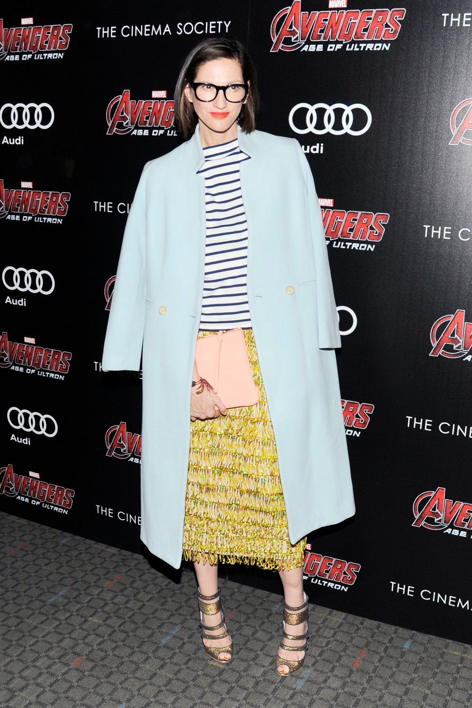Has Jenna Lyons Already Ditched Her New Look?