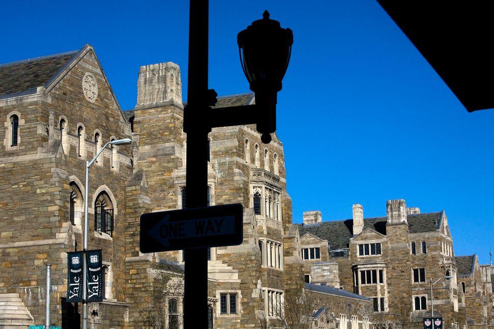 Boola Boola: Joyce Maynard Heads Back to Yale, Decades After Dropping Out