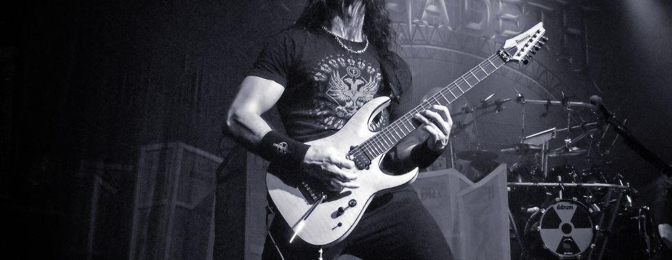 Chris Broderick of Megadeth (Photo via Ted Van Pelt/Flickr)