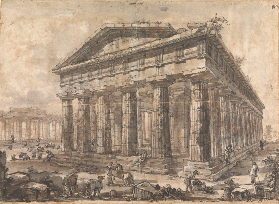 The Morgan Library Hosts a Jewel-Box of a Piranesi Drawings Show