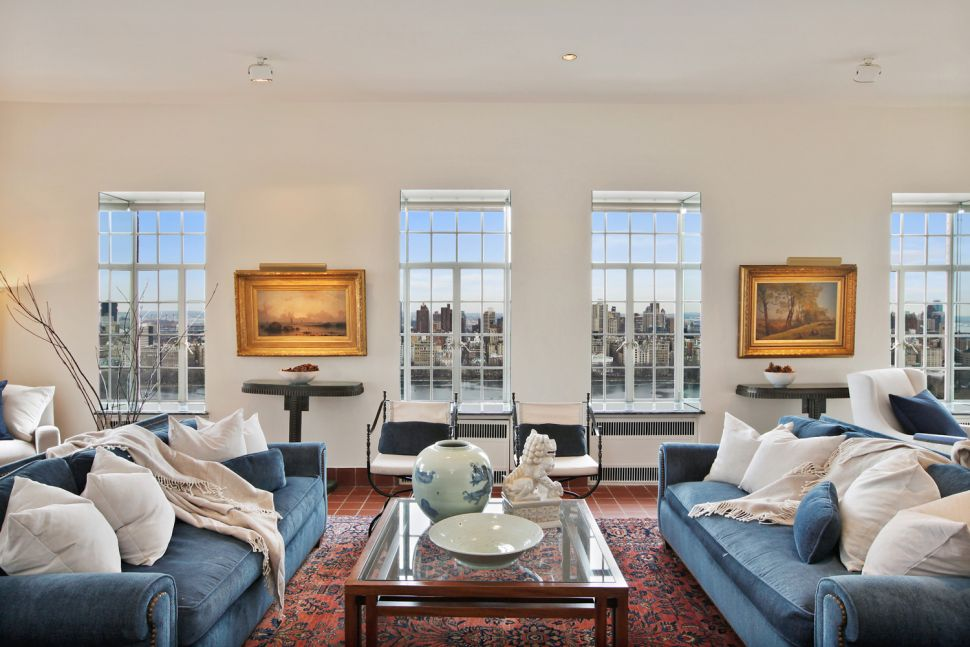 Castle in the Sky: A Tower Duplex in the Eldorado Tries for $29M