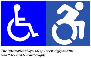 New Disabled Icon Causing Dilemma for New York Businesses