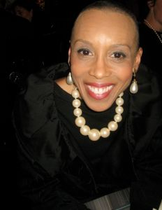 Andrea Davis Pinkney, VP and Executive Editor of Scholastic, trade editorial