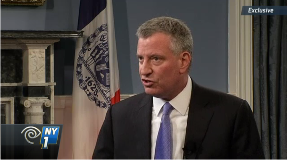 De Blasio Disagrees With Mark-Viverito's Push to Decriminalize Some Offenses